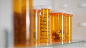 Give up unused prescription drugs on Take Back Day Saturday
