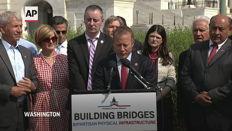 House lawmakers optimistic $1 trillion infrastructure package will pass
