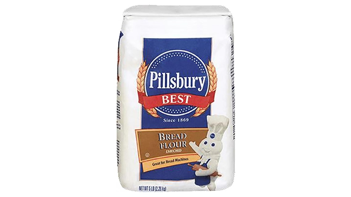 Pillsbury Best Bread Flour recalled for E.coli contamination fears