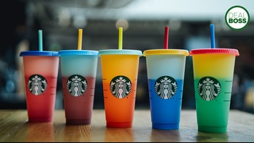 Starbucks color-changing cups will be back in stock; they could be this season's hottest product