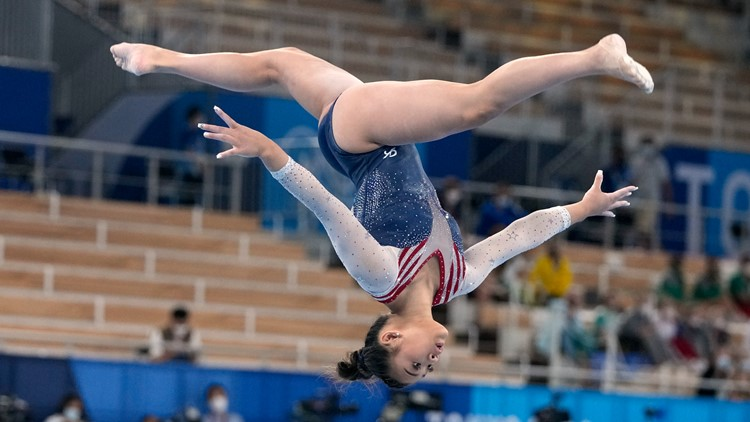 Perfectly Impossible, gymnasts wrestle with the imperfect