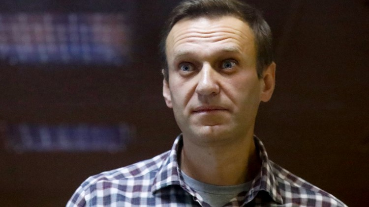 Alexei Navalny's doctor: Putin critic 'could die at any moment'
