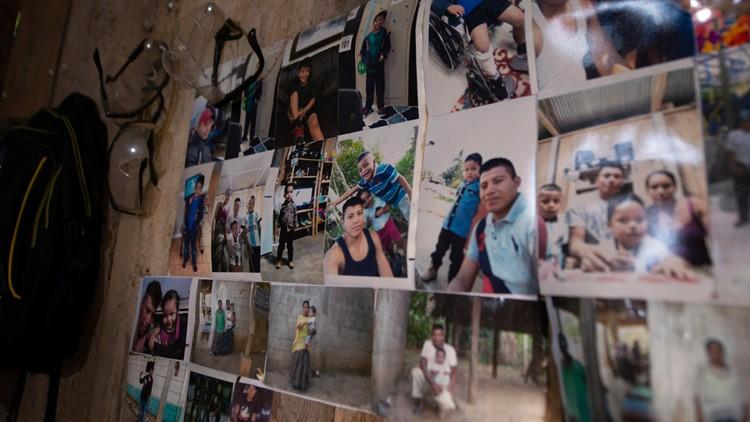 Immigration Byrons Journey family photos Guatemala City