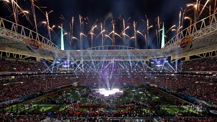 Super Bowl halftime performers announced and it will be historic