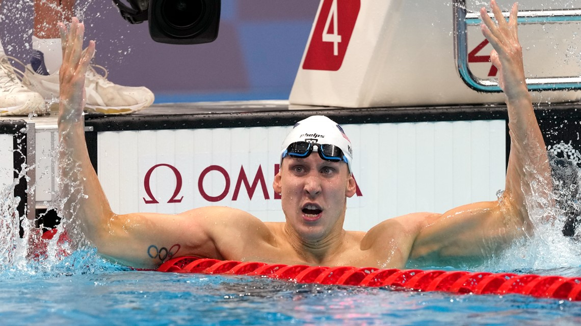 Tokyo Rewind, July 24: Team USA's first gold, silver and bronze medals