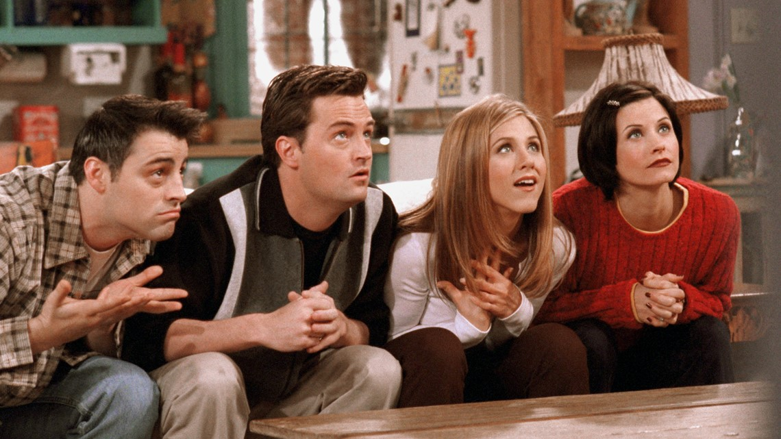 'Friends' reunion special is officially happening on HBO Max