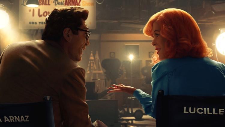Nicole Kidman transforms into Lucille Ball for 'Being the Ricardos' teaser