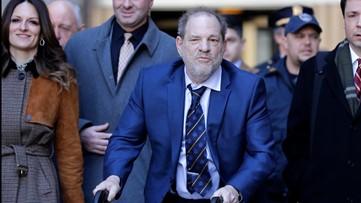Jury begins deliberations in Harvey Weinstein rape trial