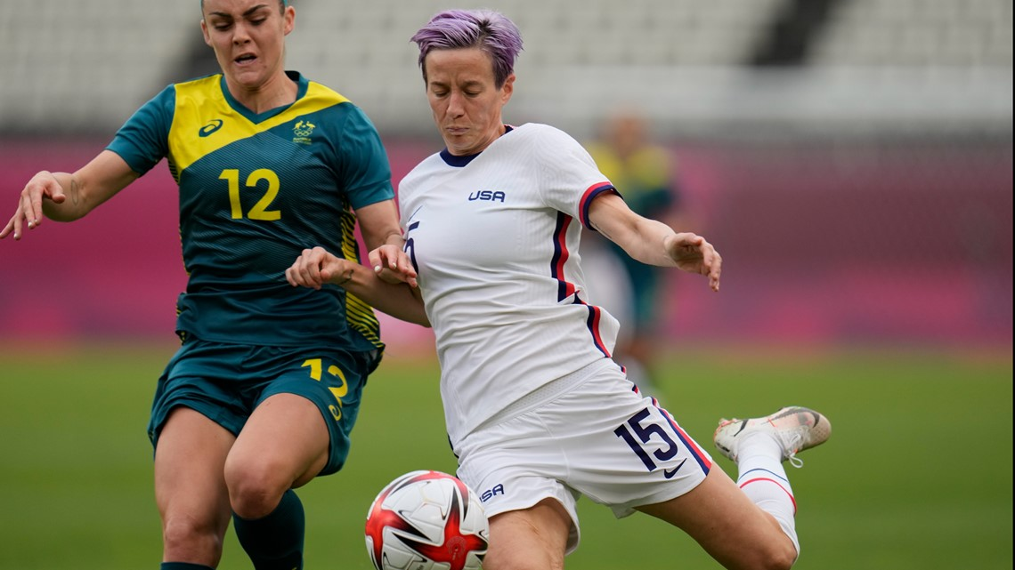 Olympics live streams, July 30: US women's soccer quarterfinal, mixed team relays debut