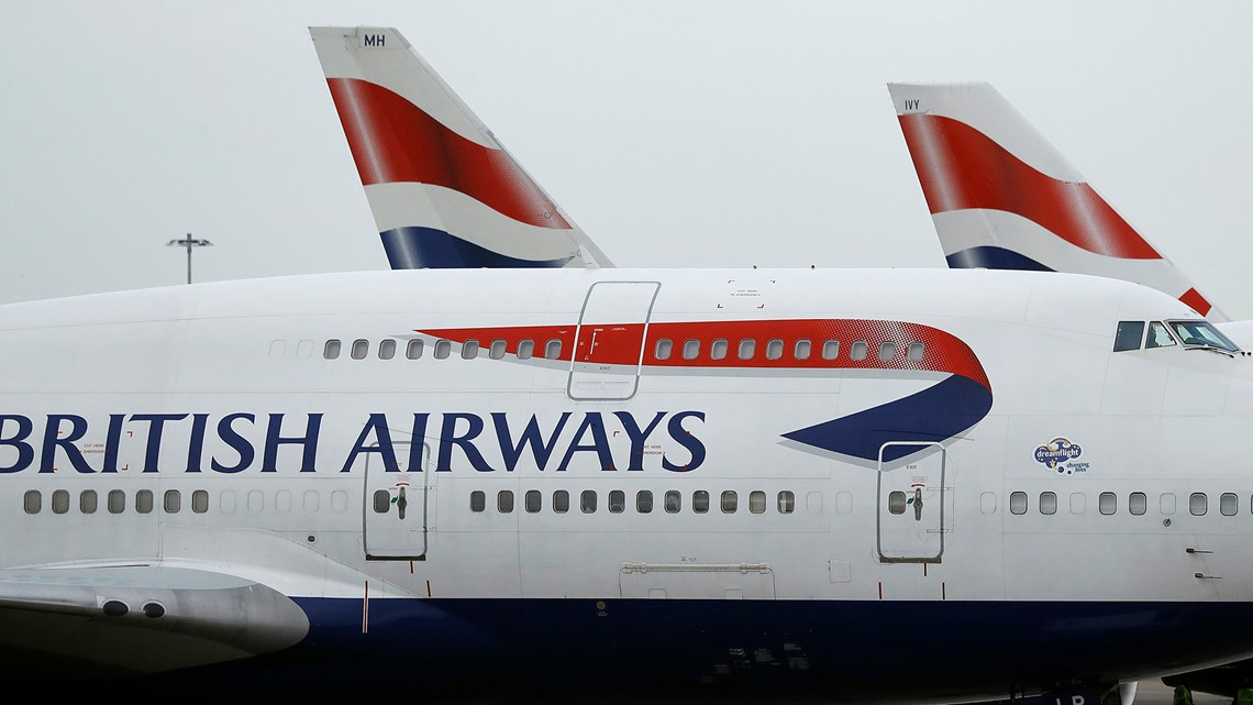British Airways says flights disrupted by 'technical issue'
