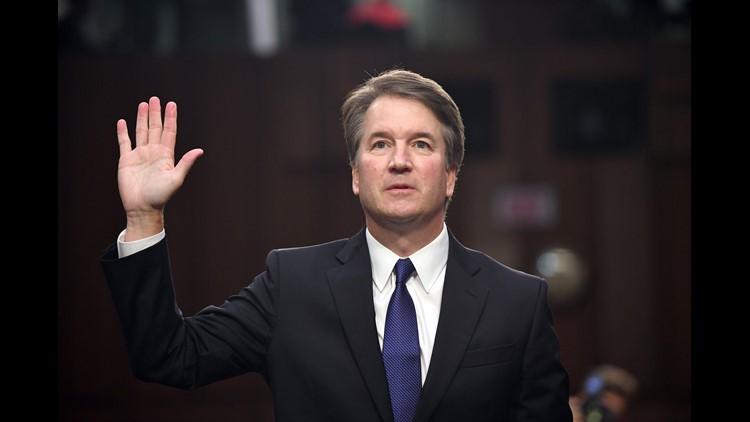 Brett Kavanaugh denies anonymous allegation of decades-old ...