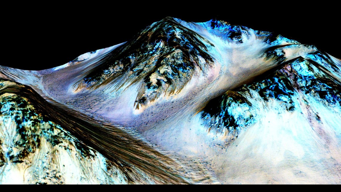 Mars to make closest approach to Earth since 2003