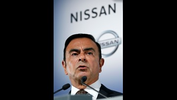 Nissan, former chairman Carlos Ghosn, charged with underreporting pay