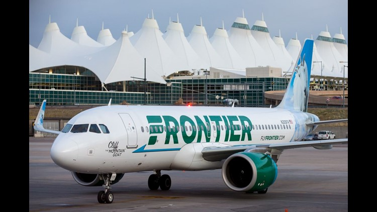 Frontier Airlines adding nine new destinations from San Antonio