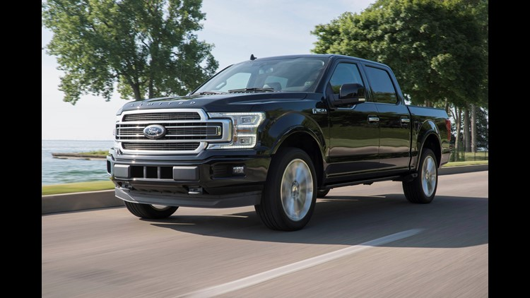 Ford f 150 limited luxe pickup gets 450 horsepower raptor for Ford motor company employment verification