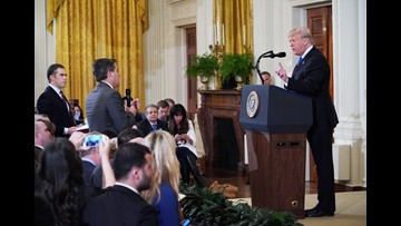 Judge orders White House to restore press credential for CNN reporter Jim Acosta