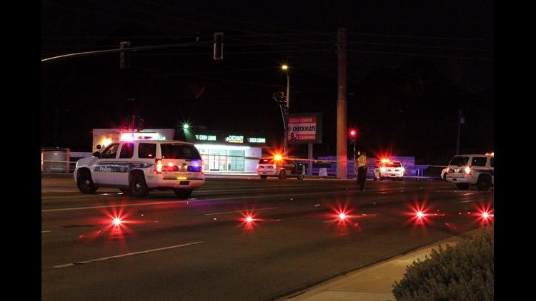 081718phoenix Police Shooting