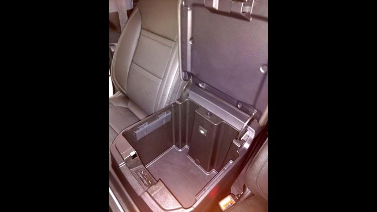 Chevrolet Silverado, GMC Sierra, Ram pickups sport secret storage