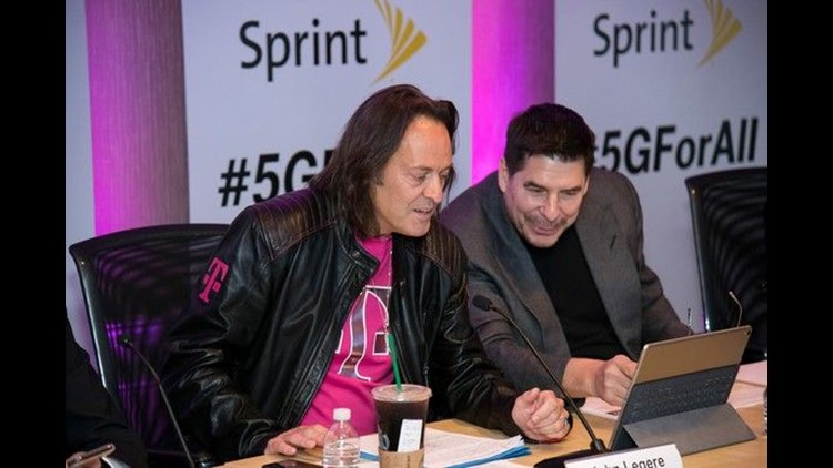 USA  to take longer to review Sprint merger with T