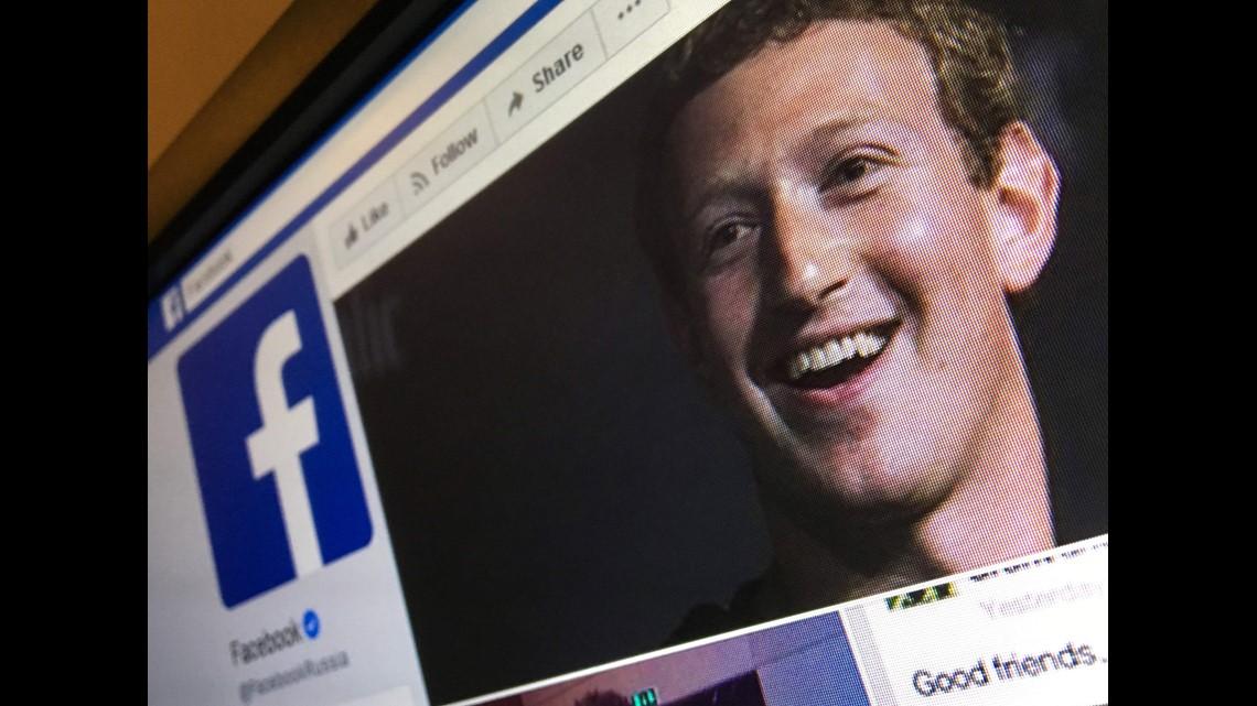 Mark Zuckerberg lost £13 billion in five minutes this morning