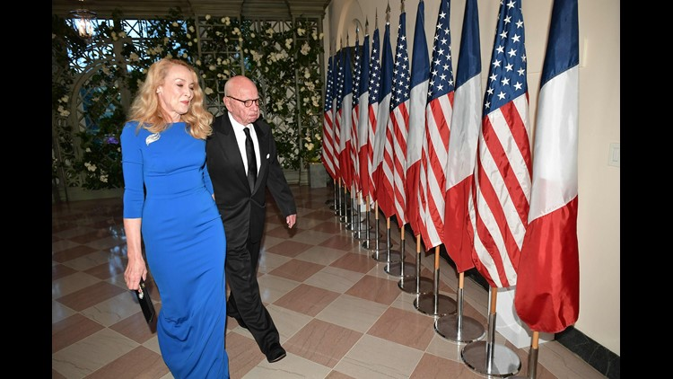 The White House State Dinner Diploy Through Flowers Food And Fun Independent Recorder