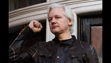 US court filing hints at possible charges against WikiLeaks founder Julian Assange