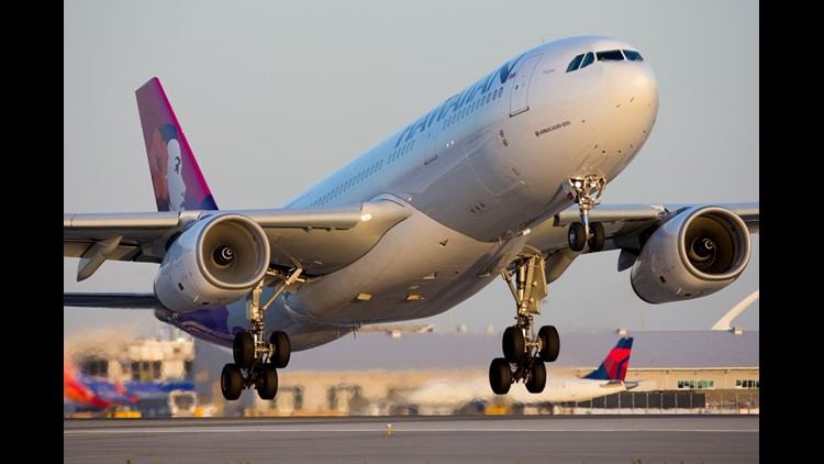 Hawaiian Airlines adds Boston to its route map. Nonstop service to Honolulu will become the USA's longest regularly scheduled domestic route in history.