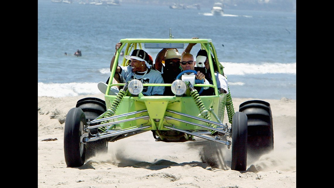 Dune buggy season has arrived and now it's about more than old