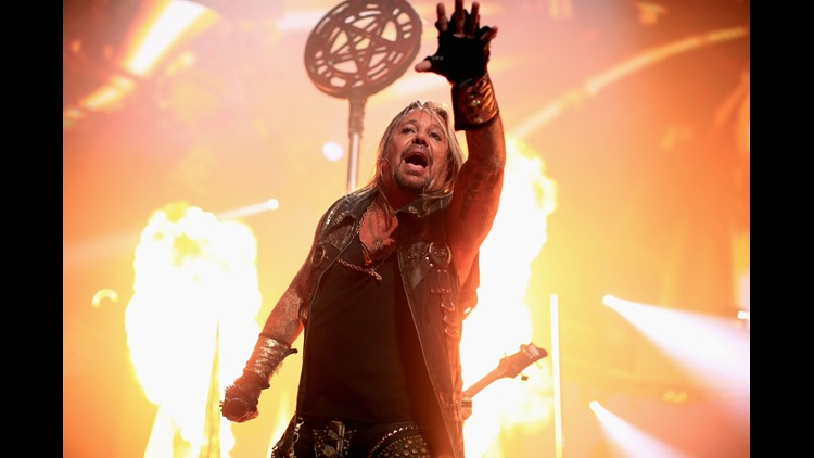Get excited,Motley Crue fans – The band is reuniting. Vince Neil,lead vocalist of the metal act, confirmed Thursday.
