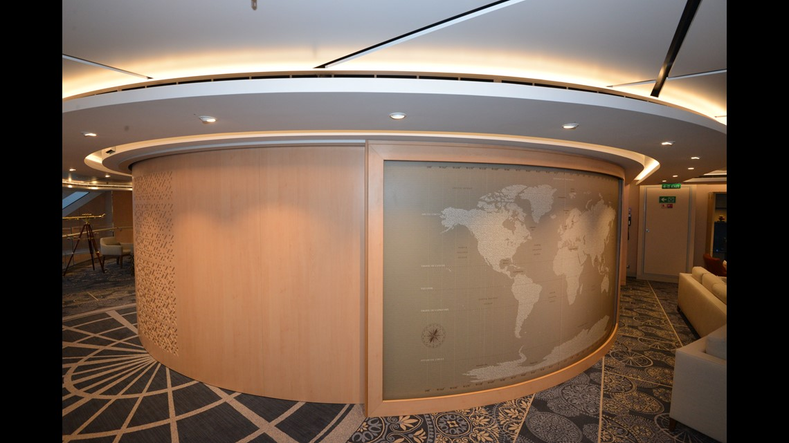 First Look Inside Viking Cruises Newest Ocean Ship Viking Orion
