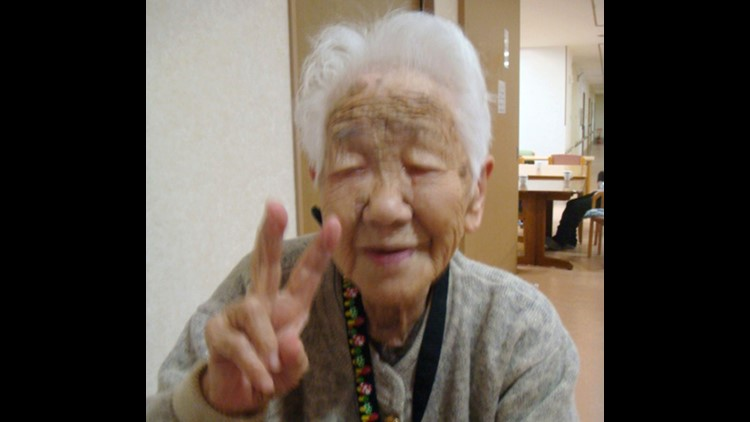 Japan's oldest person dies at 117