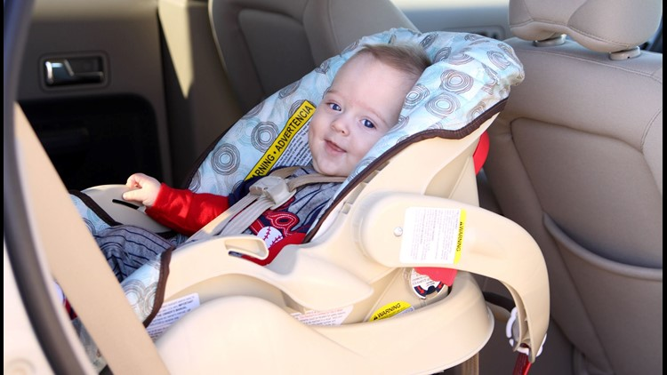 The American Academy of Pediatrics says a seat appropriate to a child's size lowers the risk of fatalities and serious injuries by 70 percent.