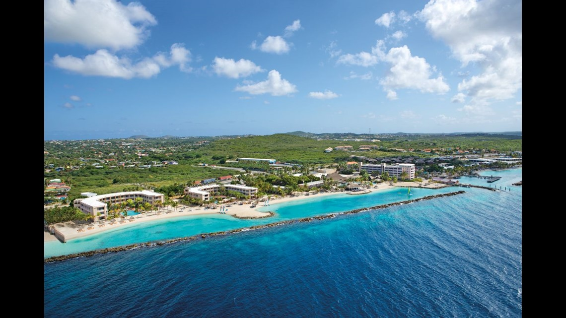 Curacao Sunscape Is The Largest Beach All Inclusive On 38 Mile Long Island