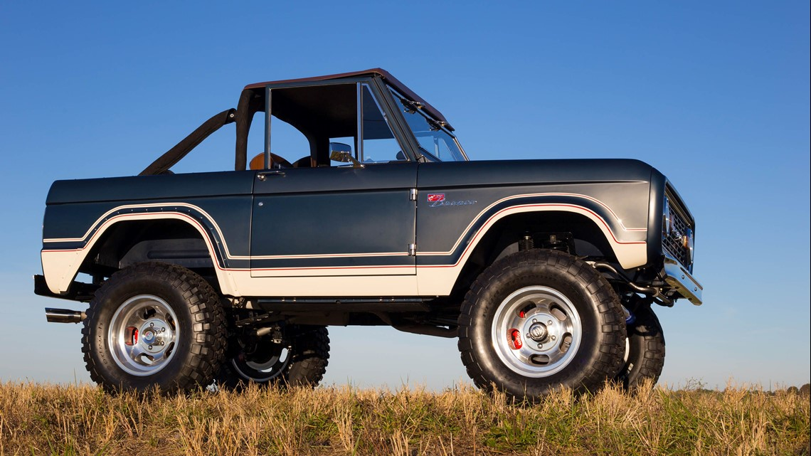 Companies Will Build You A 'new' 1960s Ford Bronco