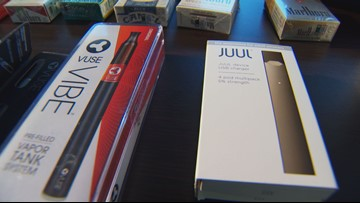 MN files lawsuit against JUUL over alleged youth targeting