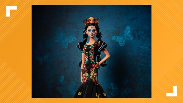 'Dia de los Muertos' Barbie coming to a shelf near you