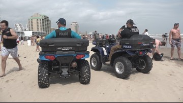 Cardi B concert floods south Texas with Spring breakers, security
