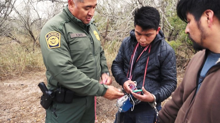 Chief Deputy Ortiz discovers 'virtual smuggling' kit sold by smugglers to migrants