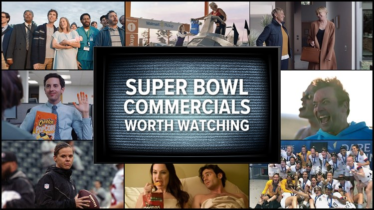 FIRST LOOK | Check out these Super Bowl commercials that have already been leaked