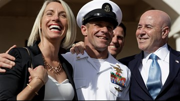 Jury finds Navy SEAL not guilty on most charges
