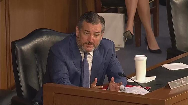 Sen. Ted Cruz introduces legislation demanding President Joe Biden address the 'man-made crisis' on the South Texas border