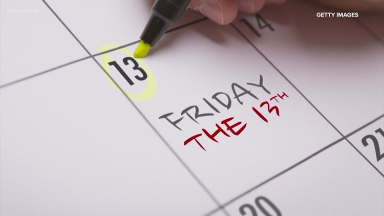 How many Friday the 13th in 2020 | newscentermaine.com