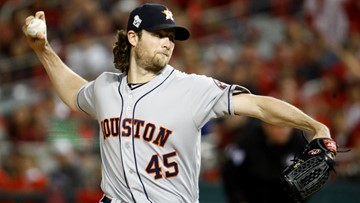 Reports: Gerrit Cole agrees to 9-year, $324 million deal with Yankees