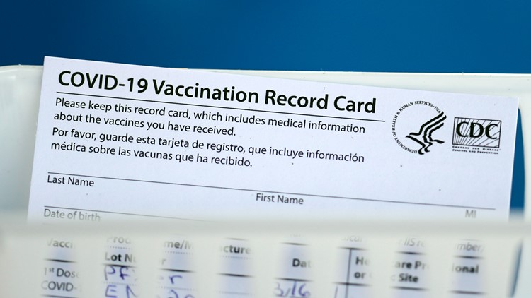 You'll want to hang on to your vaccine card — why it may be very important in the future