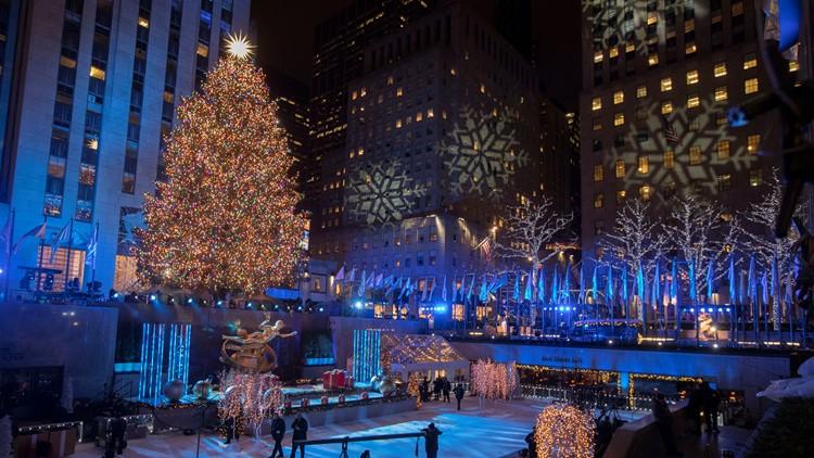 Nbc Christmas Specials 2020 Christmas Day NBC's 'Christmas in Rockefeller Center' returns Wednesday