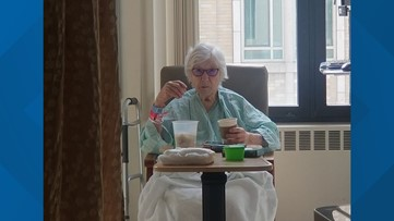 90-year-old coronavirus patient makes remarkable recovery