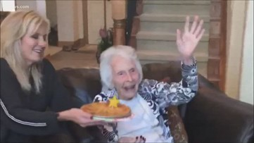 104-year-old great-great-grandmother recovers from COVID-19