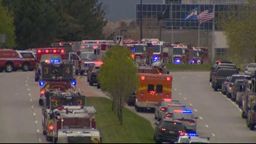 1 student dead in Colorado school shooting