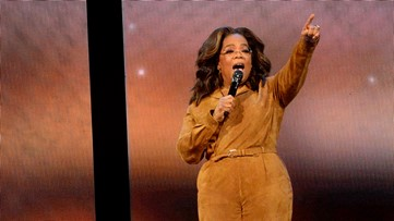 Oprah Winfrey gives grants to her 'home' cities during pandemic