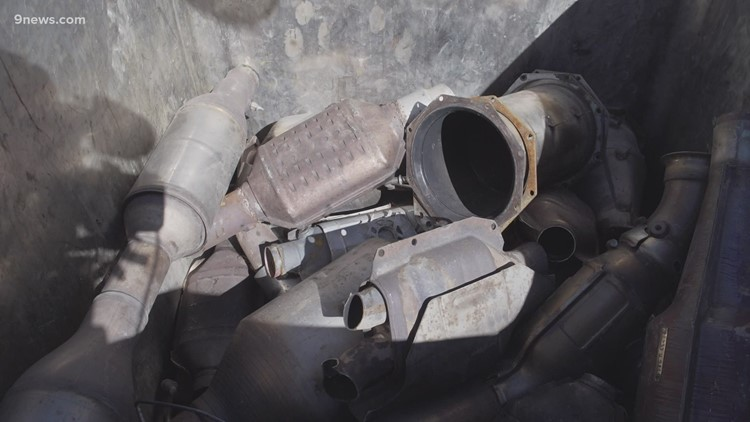 Police warn of spike in catalytic converter thefts in Maine and across the nation